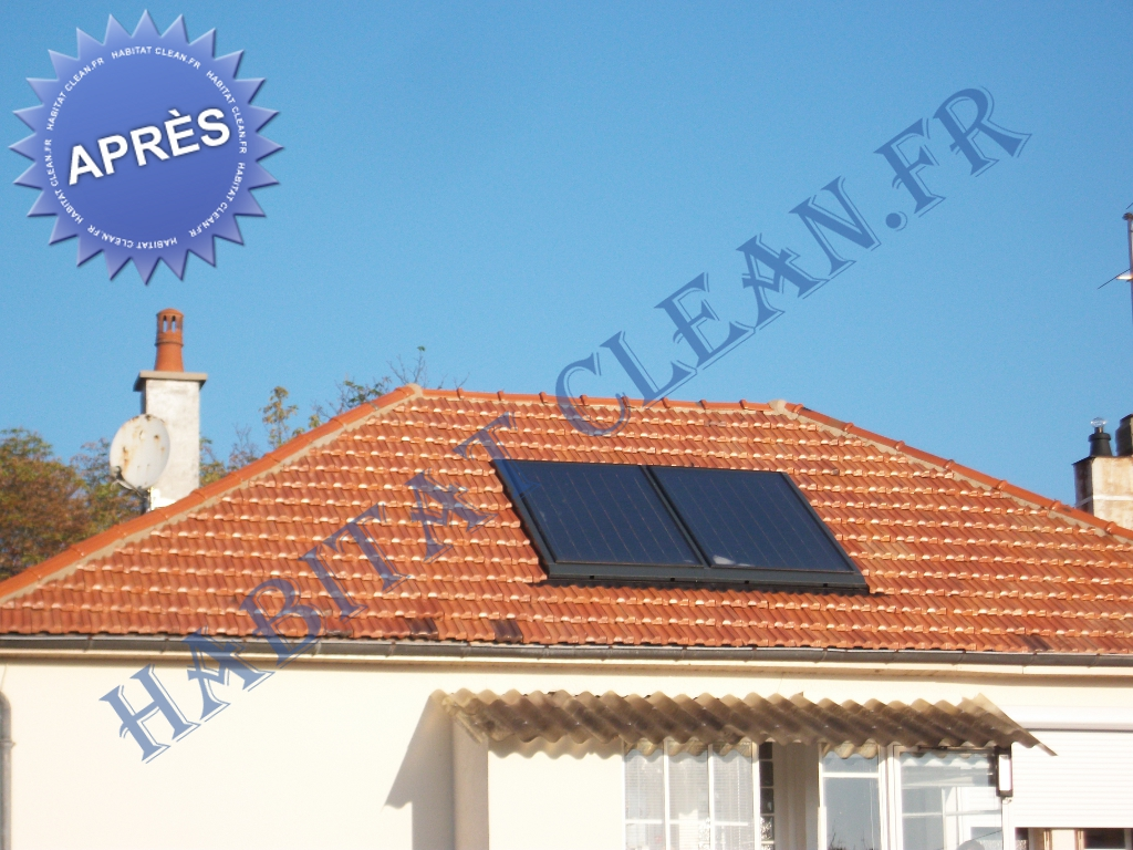 Hydrofuge tuile toiture sur beaune 21 chalons 71 - Produit hydrofuge pour toiture ...