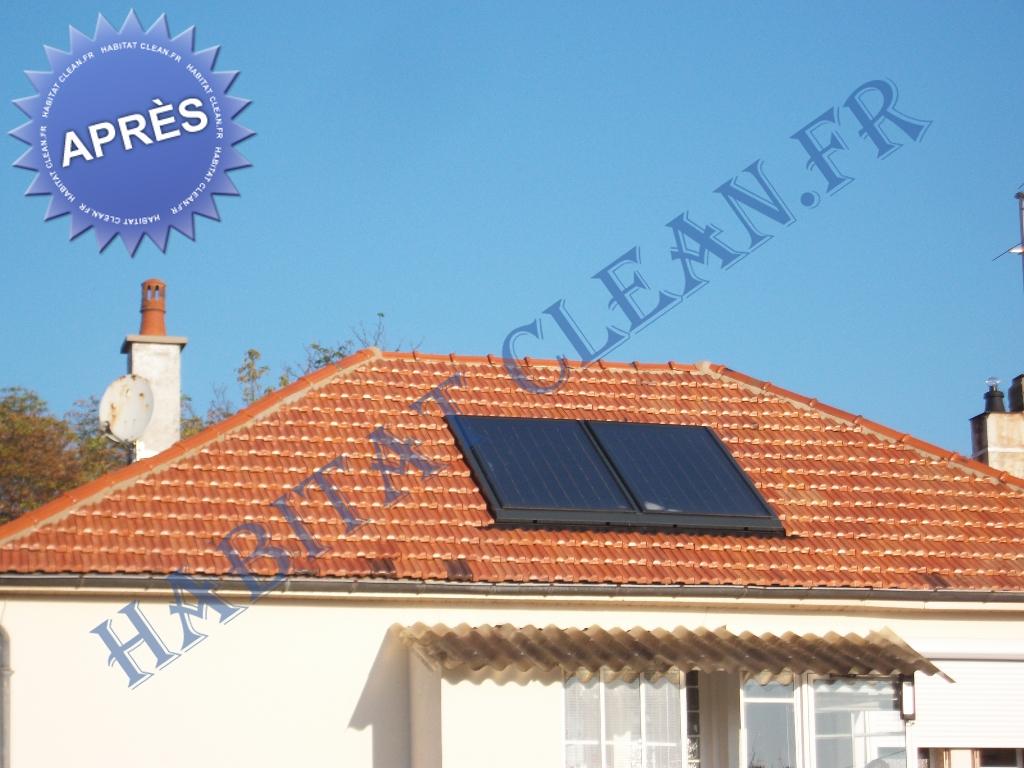 Hydrofuge tuile toiture sur beaune 21 chalons 71 - Produit hydrofuge toiture ...