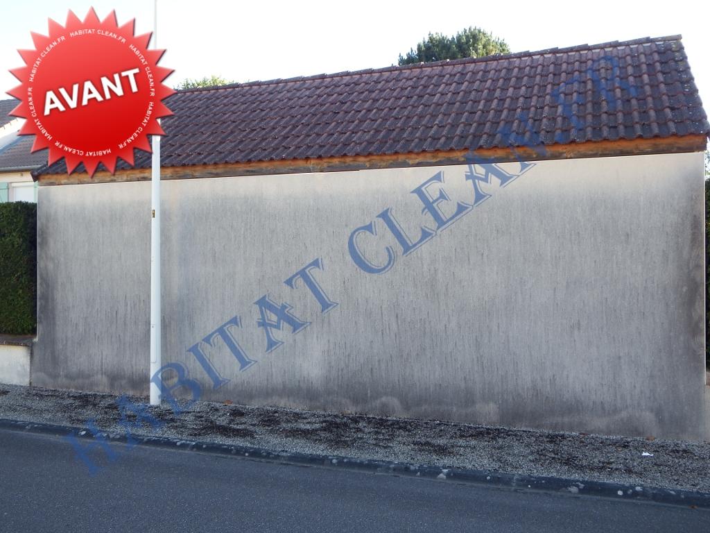 Produit nettoyage faade crpi top voir le produit with produit nettoyage faade crpi nettoyage - Nettoyer traces noires sur crepi ...
